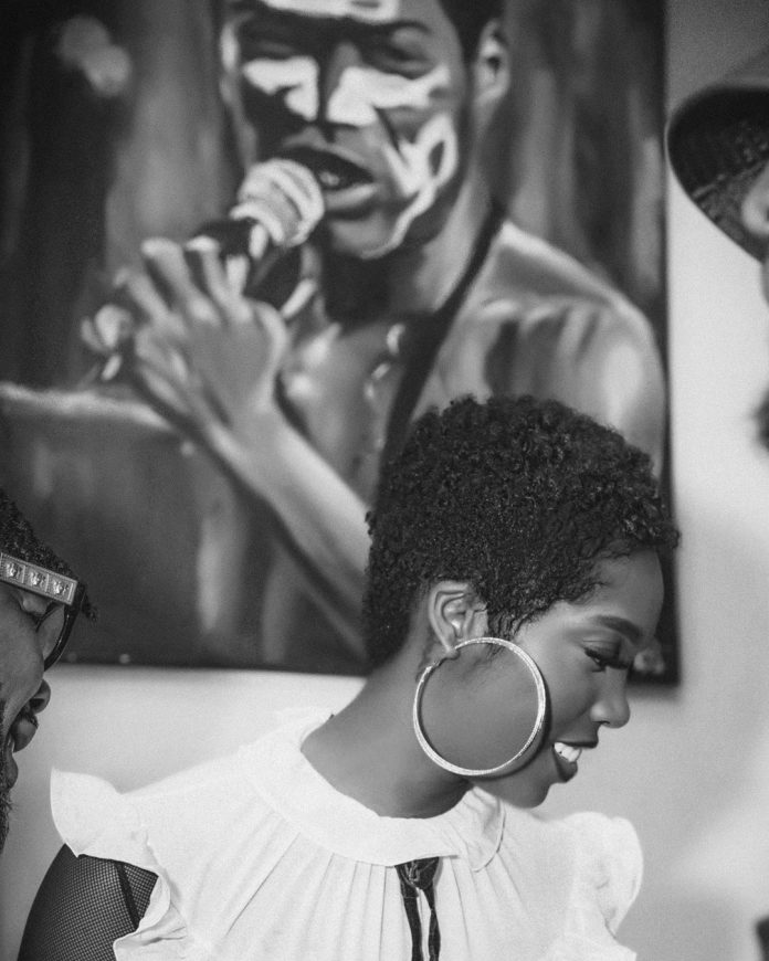 Tiwa Savage Featured On Elle's Song Association