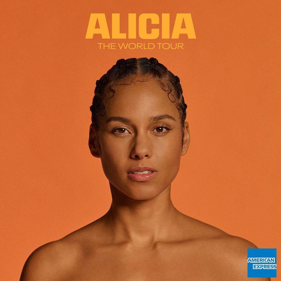 Alicia Key Unveils Title Of Her New Album 'Alicia'