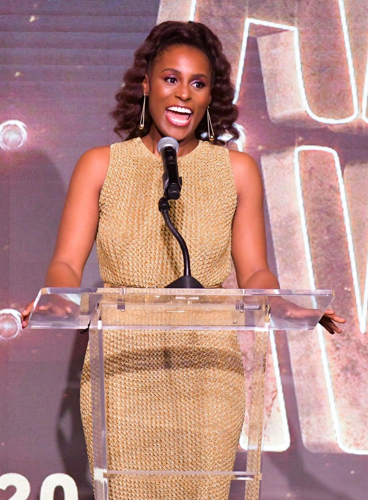 Issa Rae African American Film Critics Association Awards