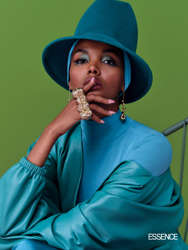 Somalian Model Halima Aden Is The Latest Black Female Cover Star Of Essence