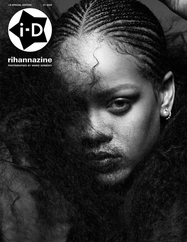 Rihanna Celebrates i-D Magazine By Co-Curating 'Rihannazine' To Champion An Inclusive Future