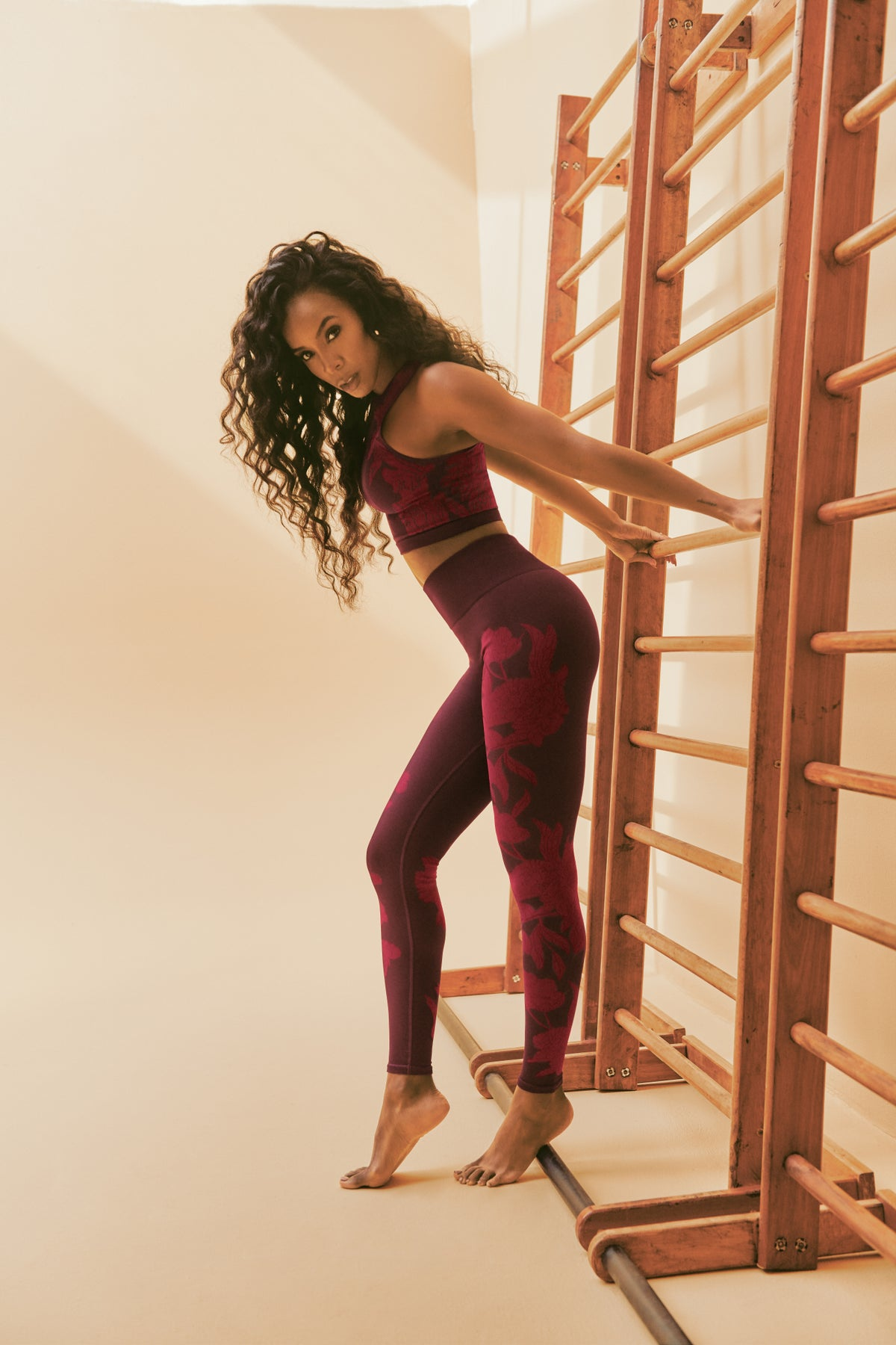 Kelly Rowland Drops Winter Collection In Partnership With Fabletics