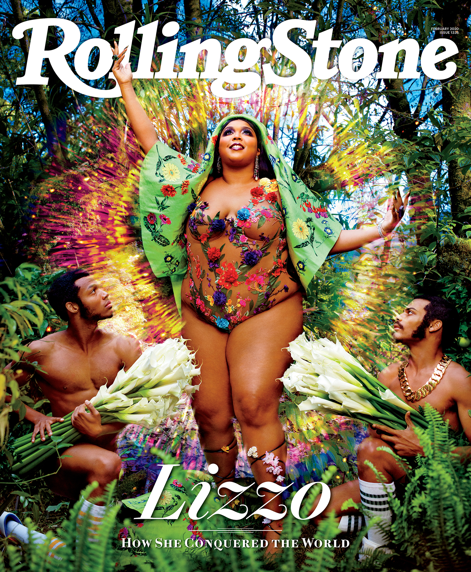 Lizzo Preaches Body-Positivity As She Covers Rolling Stone's Latest Issue