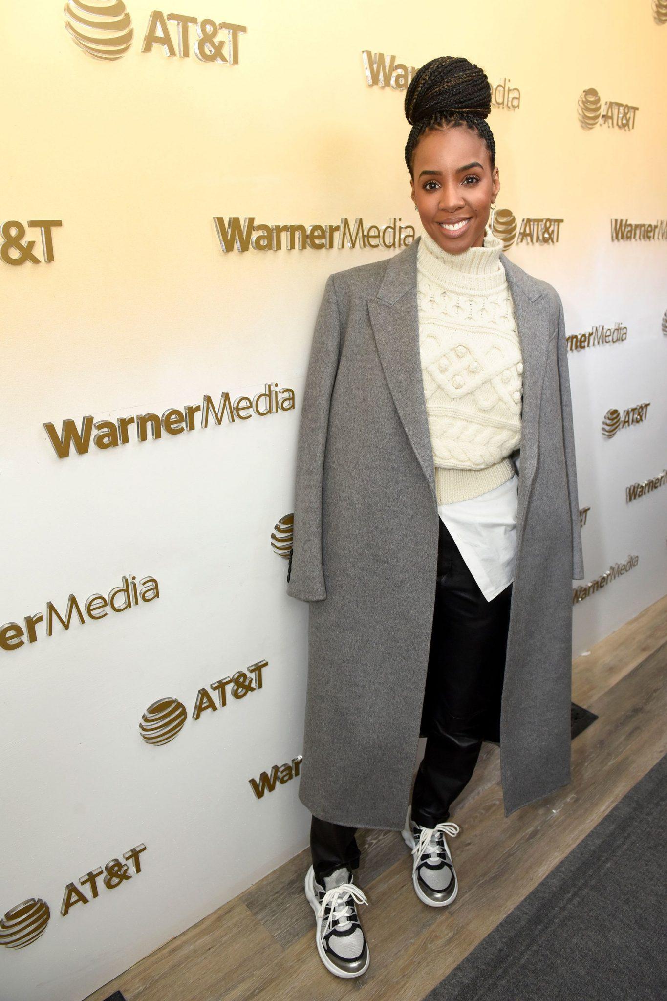 Kelly Rowland at the 2020 Sundance Film Festival