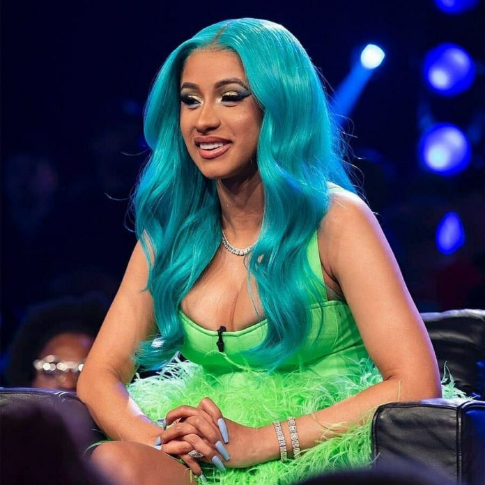 Cardi B Wants To Apply For Nigerian Citizenship & Twitter Is Restless