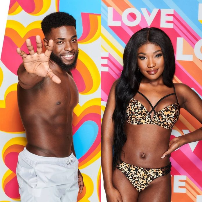 Ghana's Leanne Amaning & Mike Boateng Become A Couple In Love Island 2020