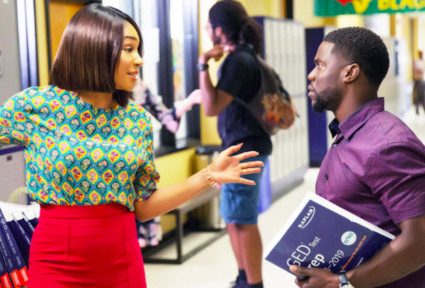 Kevin Hart Is Turning 'Night School' Movie Starring Tiffany Haddish Into A Comedy Series