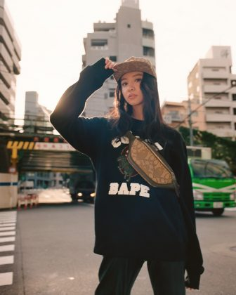 BAPE and Coach collection