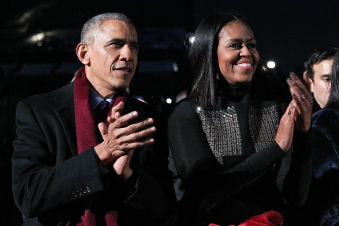 Michelle & Barack Obama's Higher Ground Productions Win First Oscar With American Factory