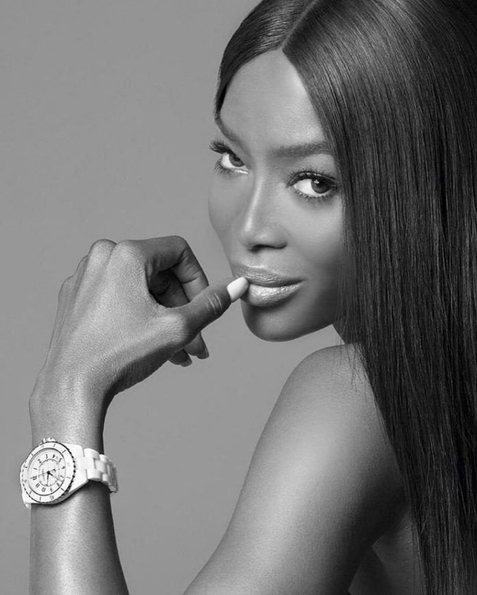Naomi Campbell Releases Apple Music Afrobeat Playlist To Celebrate Black History Month