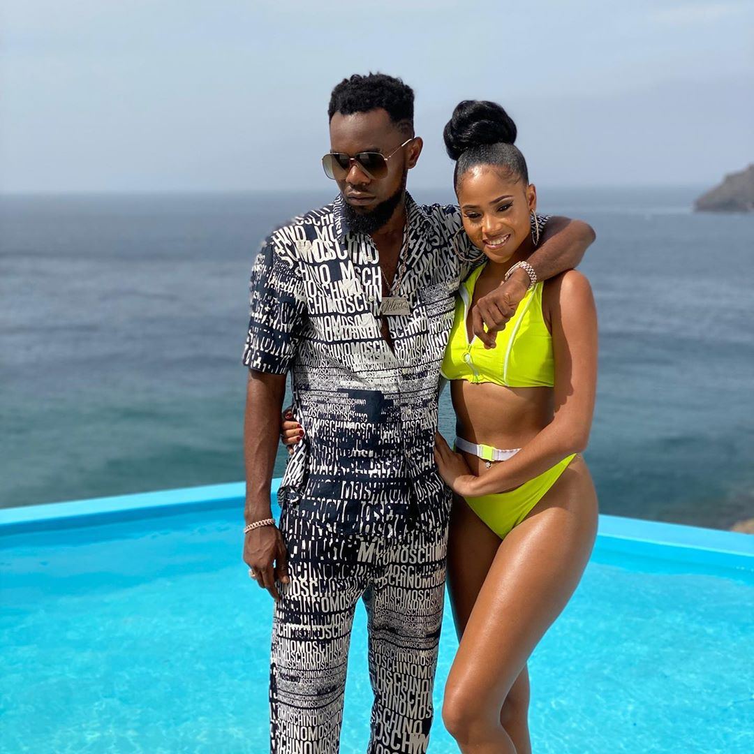 Patoranking Tours Beautiful Places In The World With Partner In 'I'm In Love'