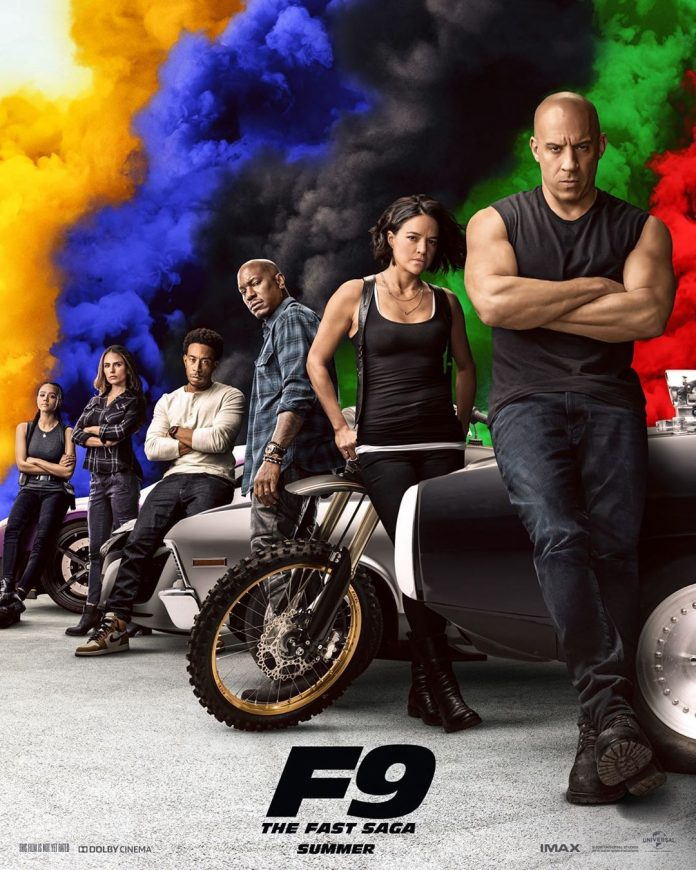 cast of Fast & Furious 9