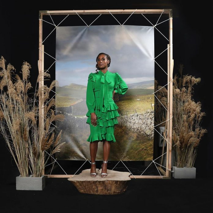Issa Rae Goes Into Fashion Through Raedio Record Label