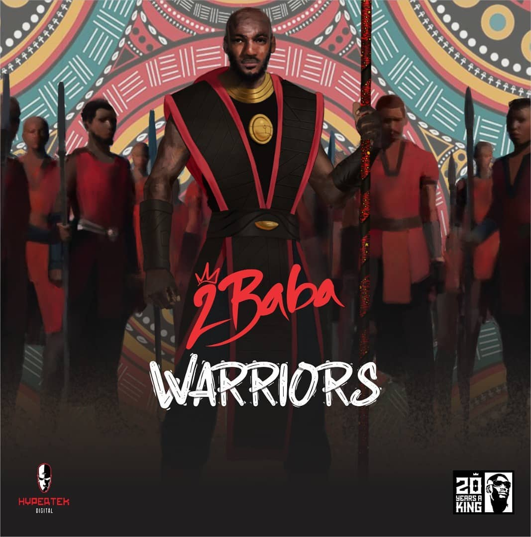 Warriors cover act by 2Baba