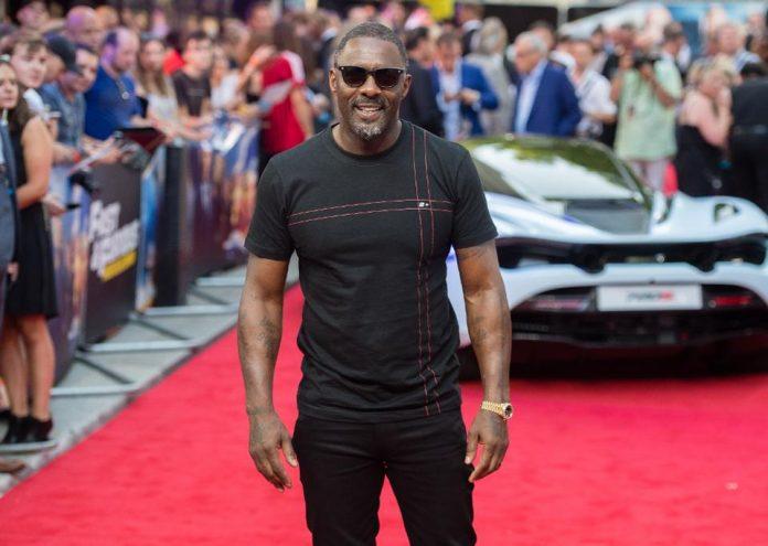 Idris Elba to host Global Citizen Festival 2020