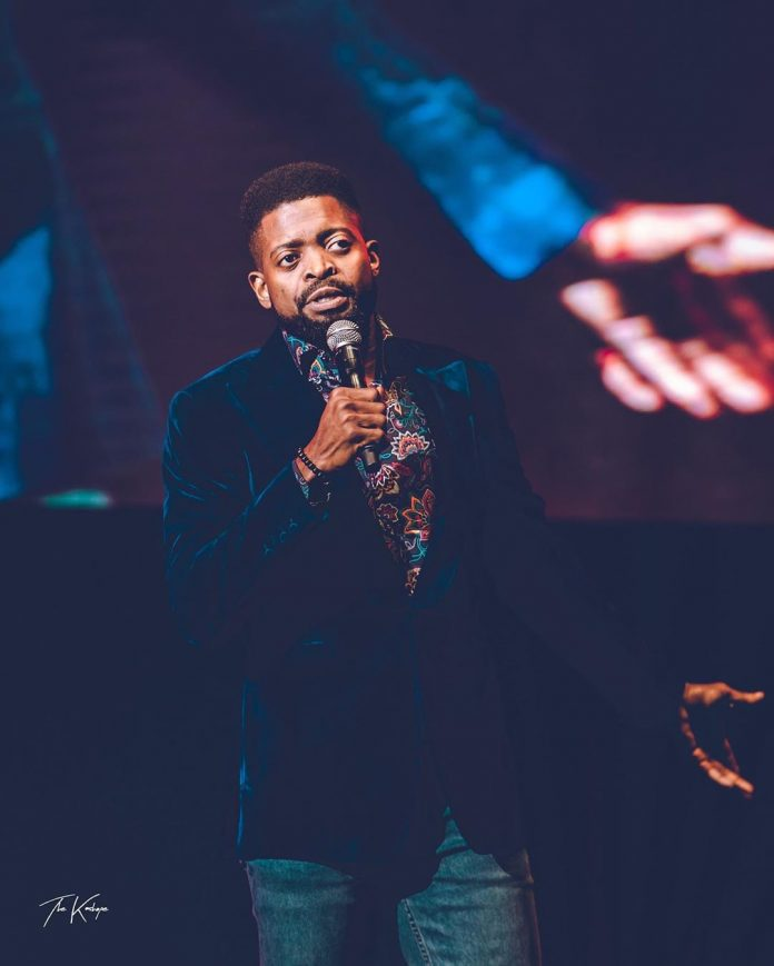 Basketmouth Lights Up O2 Academy Brixton In A Thrilling 'Jokes & Roses' Show
