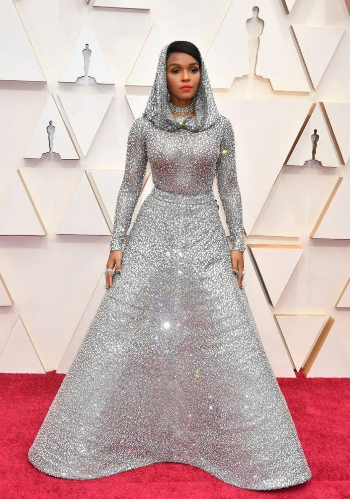 Janelle Monáe at the Oscars 2020