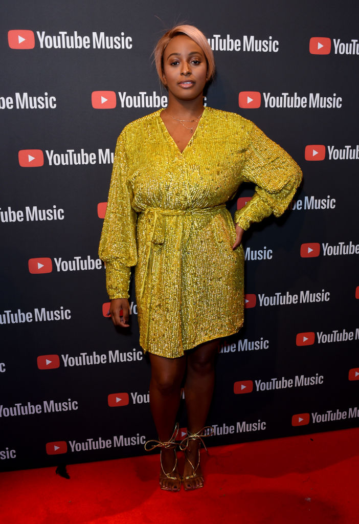 DJ Cuppy at 'YouTube Music Excellence Brunch'