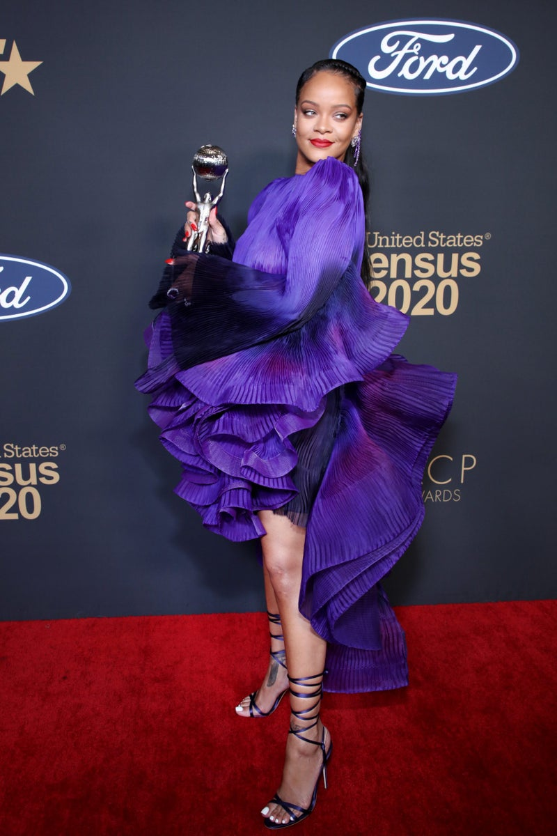 Rihanna at 51st NAACP Image Awards
