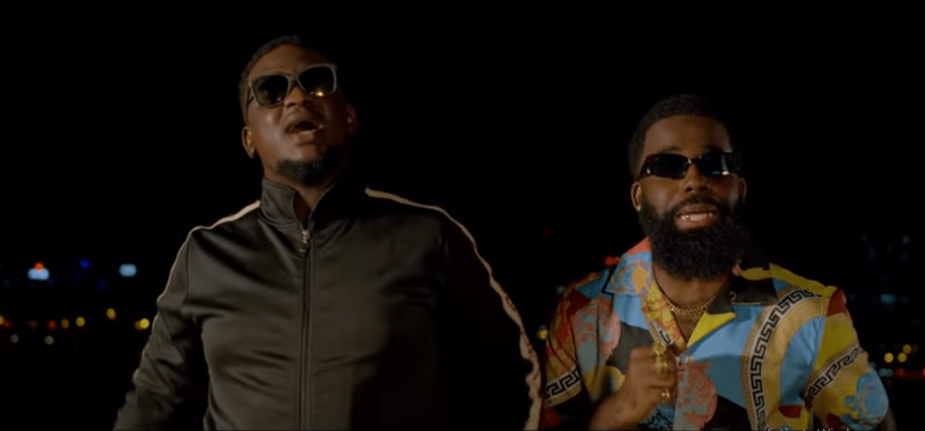 Afro B Features Wande Coal On 'Amina' Off Afro Wave 3 Album
