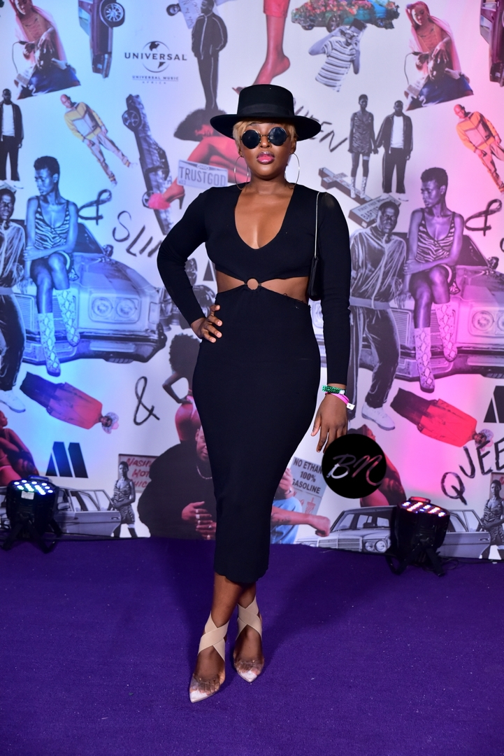 Queen and Slim premiered in Lagos