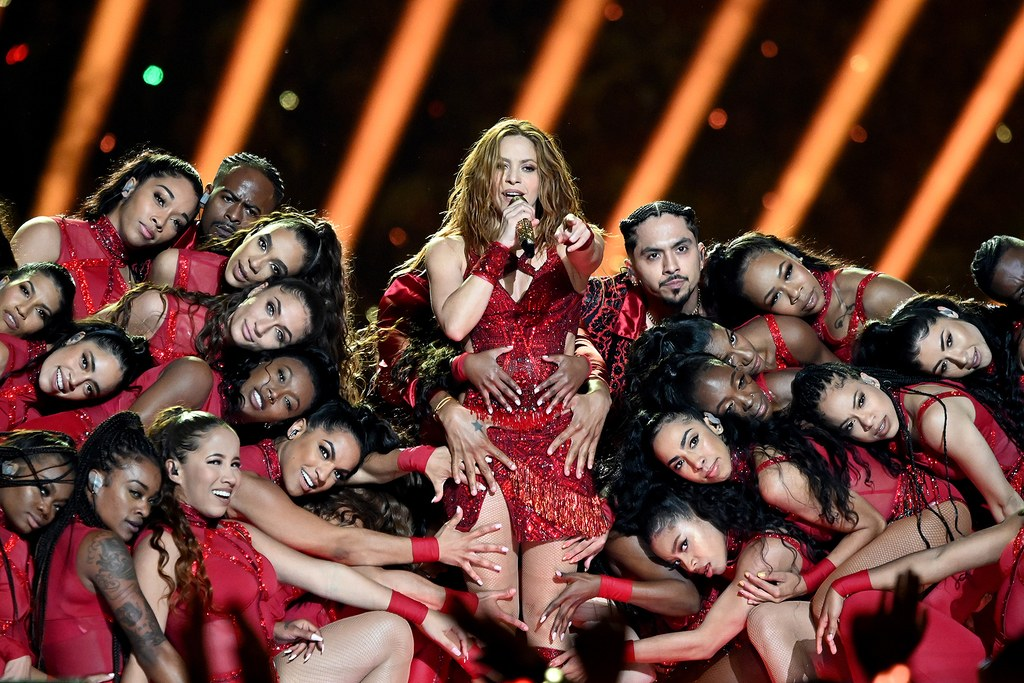 Jennifer LopezandShakira's Dynamic Performance At Super Bowl Halftime Show Is In A Class Of Its Own