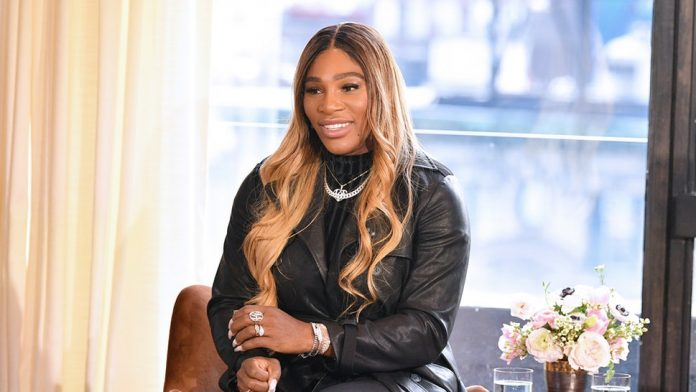 Serena Williams Brings 'S By Serena' Collection To New York Fashion Week