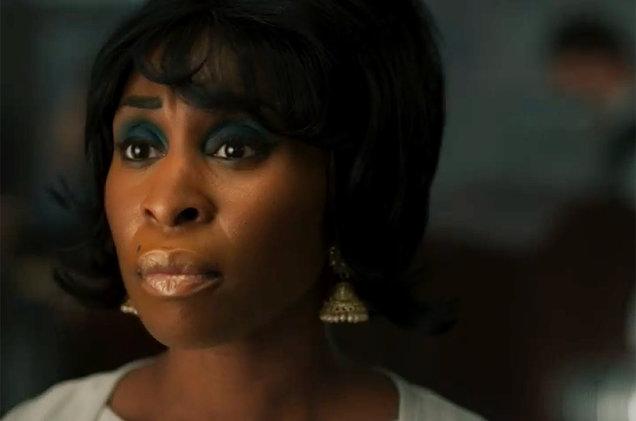 Cynthia Erivo Portrays Aretha Franklin In National Geographic's Anthology Series 'Genius: Aretha'