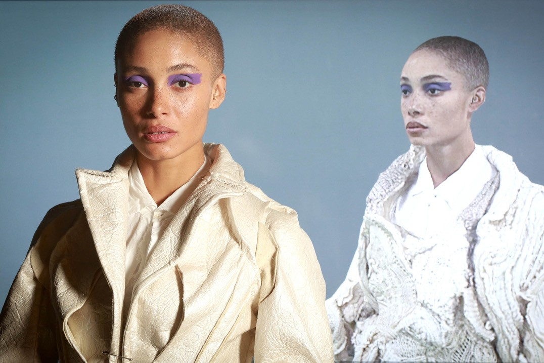Adwoa Aboah's Virtual Version Will Strut The Runway At London Fashion Week