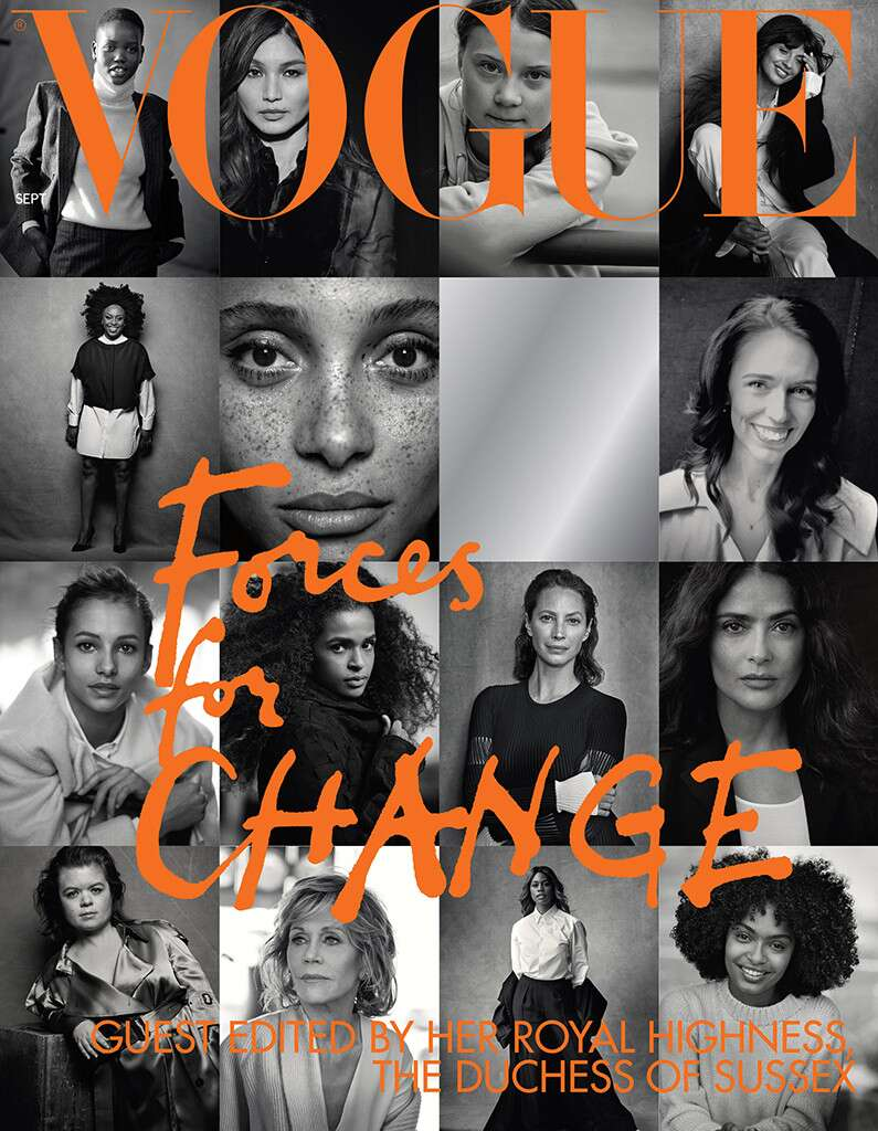 British Vogue Announces Forces For Change Event