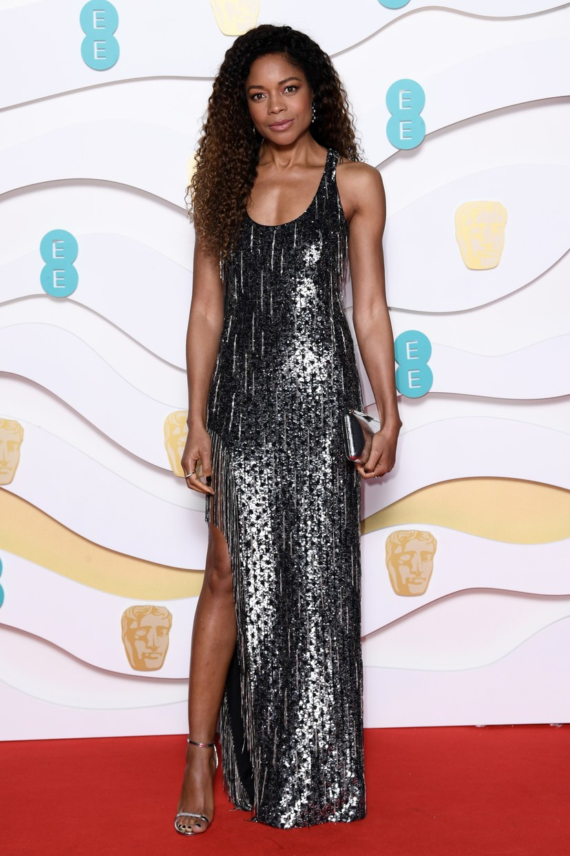 Naomie Harris at British Academy Film Awards 2020