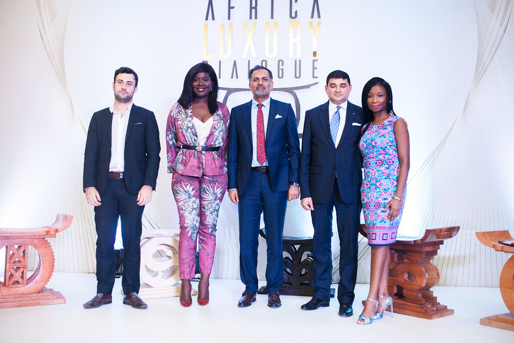 WaxPrint Media's Africa Luxury Dialogue Congregated Top Brands To Discuss The Viable Market On The Continent