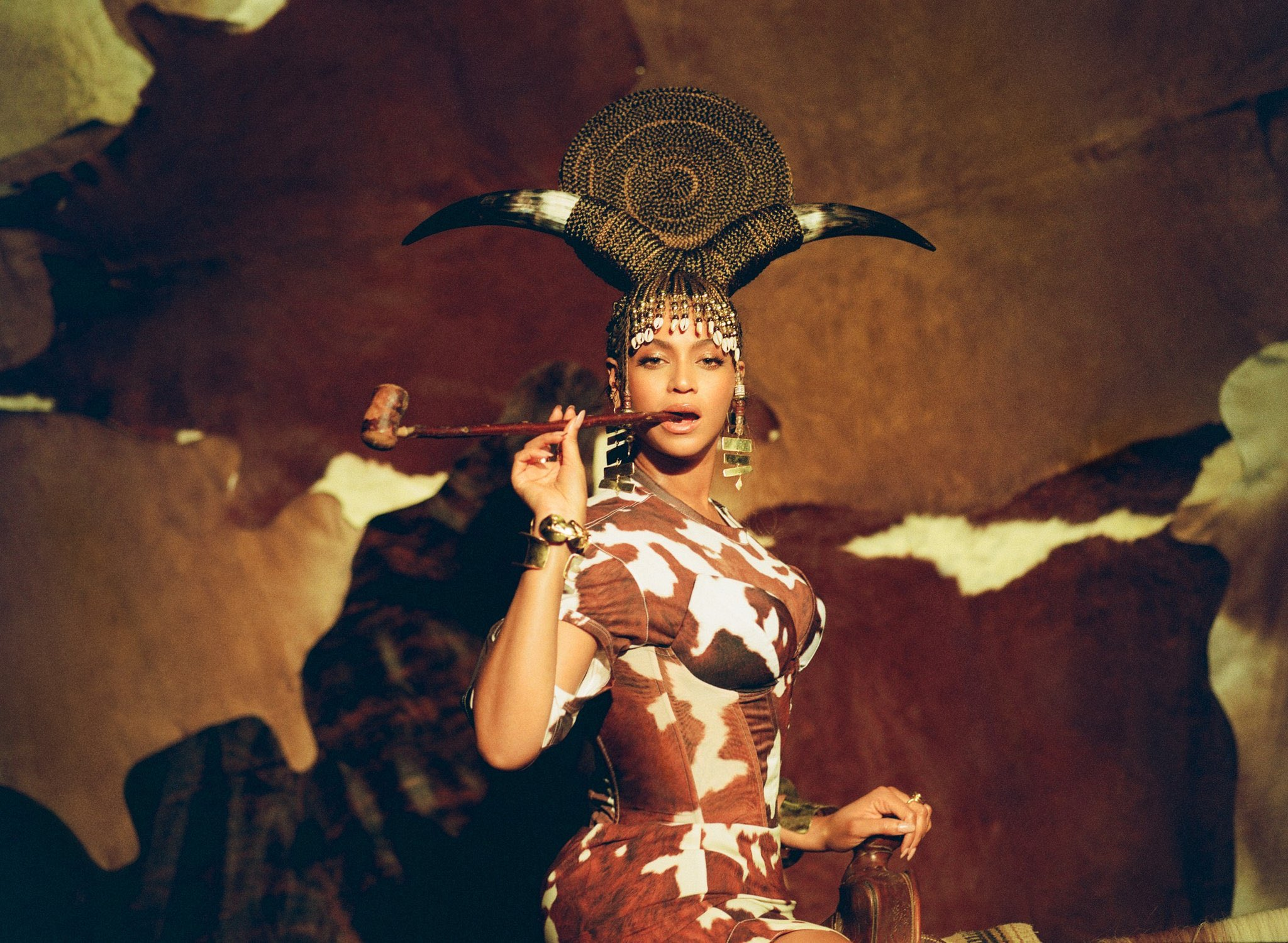Beyoncé celebrates African Culture On Black Is King